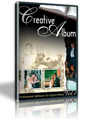 مجموعه آلبوم های دیجیتالی لایه باز  Creative Album