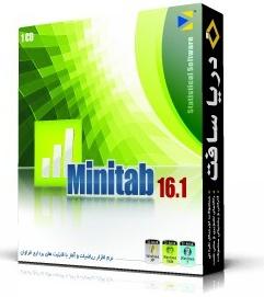 نرم افزار Minitab 16.1