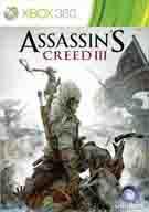 بازی ایکس باکس 360 Assassin's Creed 3 اورجینال
