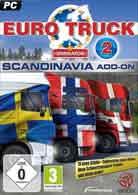 بازی کامیون Euro Truck Simulator 2 Scandinavia اورجینال