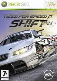 بازی ایکس باکس 360 Need For Speed Shift 1 اورجینال