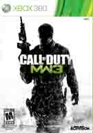 بازی ایکس باکس 360 کال آف دیوتی 8 , Call of Duty Modern Warfare 3 اورجینال