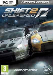 بازی کامپیوتر Need For Speed Shift 2 اورجینال