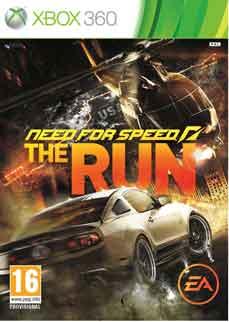 بازی ایکس باکس 360 Need for Speed The Run اورجینال