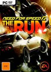 بازی کامپیوتر Need for Speed The Run اورجینال