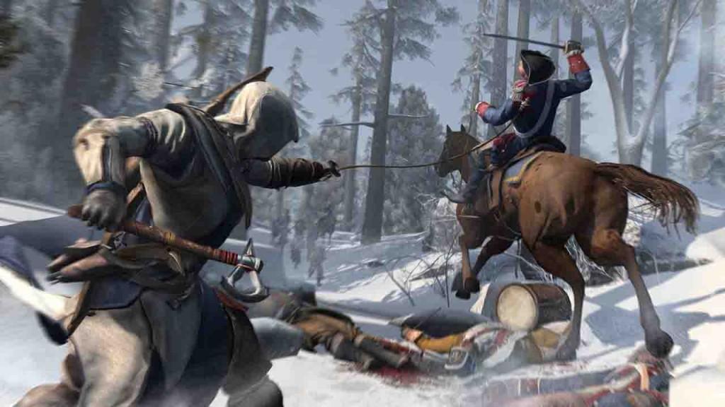 بازی کامپیوتر Assassins Creed 3