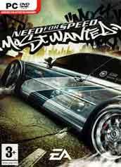 بازی کامپیوتر 1 Need For Speed Most Wanted اورجینال