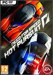 بازی کامپیوتر Need for speed hot pursuit اورجینال