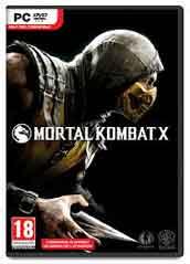 بازی کامپیوتر مورتال کمبات Mortal Kombat X اورجینال