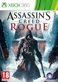 بازی ایکس باکس 360 کیش قاتل Assassins Creed Rogue اورجینال