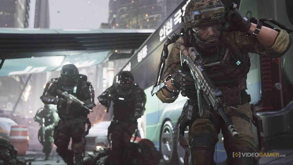 خرید اینترنتی بازی کامپیوتر Call Of Duty Advanced Warfare