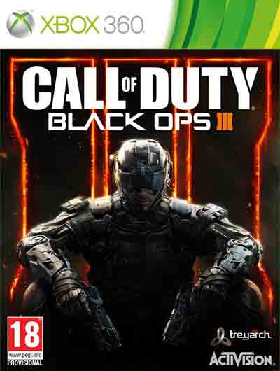 خرید بازی call of duty black ops 3