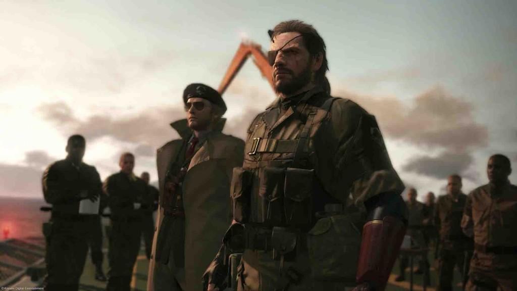 خرید پستی بازی متال گیر Metal Gear Solid V - Phantom Pain