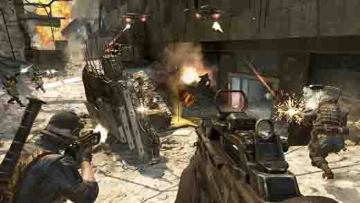خرید پستی بازی Call of Duty Black Ops