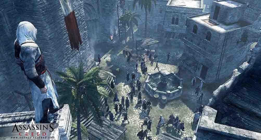 خرید پستی بازی assassins creed 1