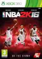بازی ایکس باکس 360 بسکتبال 2016 ,NBA2K16 اورجینال