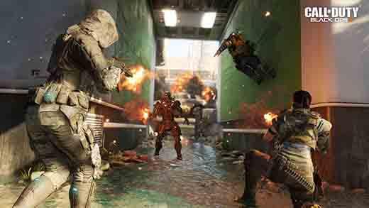 فروش اینترنتی بازی جدید call of duty black ops 3