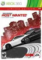بازی ایکس باکس360 , 2 Need For Speed Most Wanted اورجینال