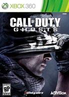 بازی ایکس باکس 360 کال آف دیوتی 10 Call Of Duty Ghosts اورجینال