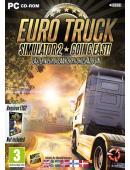 بازی کامپیوتر کامیون Euro Truck Simulator 2 اورجینال
