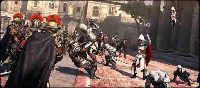 Assassins-Creed Brotherhood بازی کامپیوتر