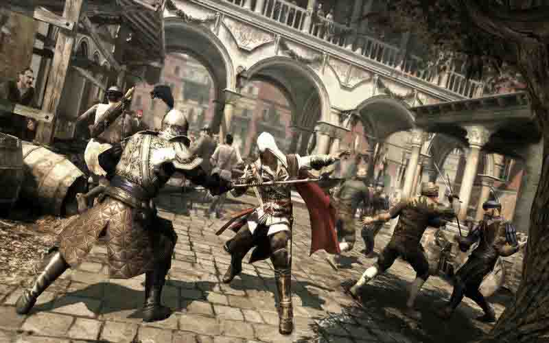 AssassinsCreed2 بازی
