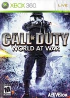 بازی ایکس باکس 360 کال آف دیوتی 5 Call of Duty World at war اورجینال