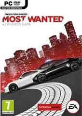 بازی کامپیوتر 2 Need For Speed Most Wanted اورجینال