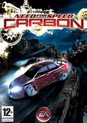 بازی کامپیوتر Need For Speed Carbon اورجینال