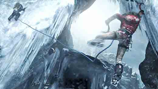 Rise of the Tomb Raider ایکس باکس