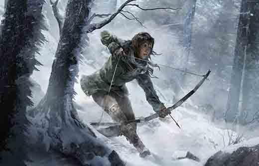 Rise of the Tomb Raider  بازی ایکس باکس 360