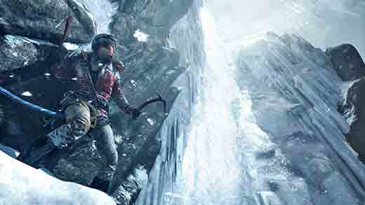 Rise of the Tomb Raider برای XBOX 360