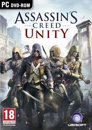 بازی کامپیوتر Assassin Creed Unity اورجینال