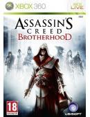 بازی ایکس باکس 360 Assassins Creed Brotherhood اورجینال