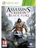 بازی ایکس باکس 360 Assassins Creed Black Flag اورجینال