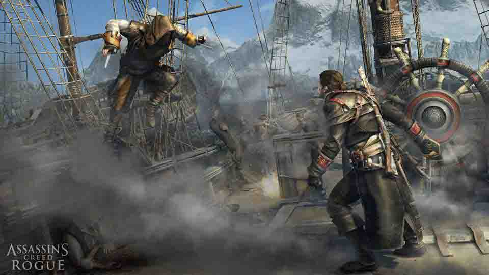 assassins creed rogue خرید