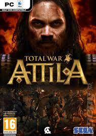 بازی کامپیوتر آتیلا استراتزیک Total War Attila اورجینال