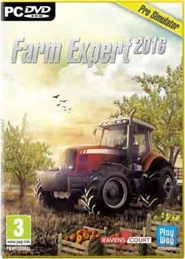 بازی کامپیوتر کشاورزی Farm Expert 2016 اورجینال