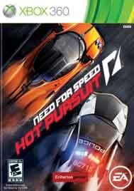 بازی ایکس باکس 360 - Hot Pursuit 2010 اورجینال