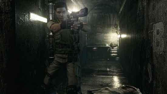 فروش-بازی-Resident-Evil-HD-Remaste