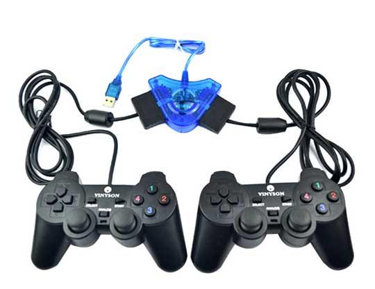 خرید-تبدیل-دسته-PS2-به-PC