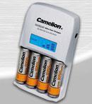 شارژر باتری قلمی Camelion , مدل BC-1012